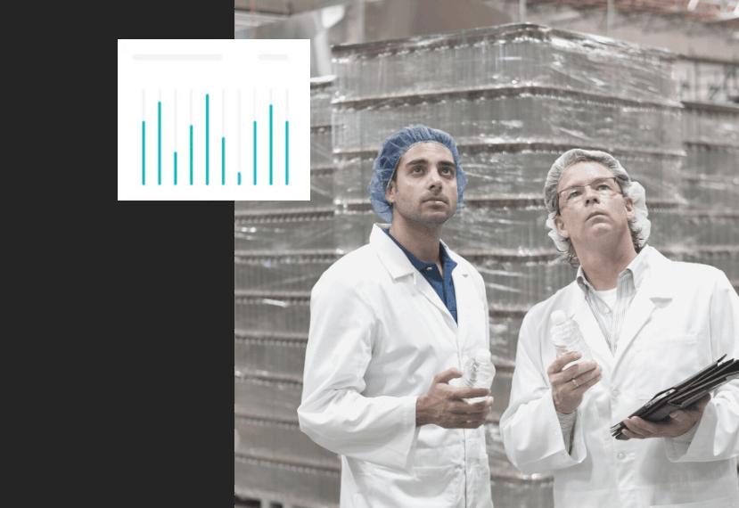 Sådan arbejder du med data i fødevarebranchen - VIS Performance