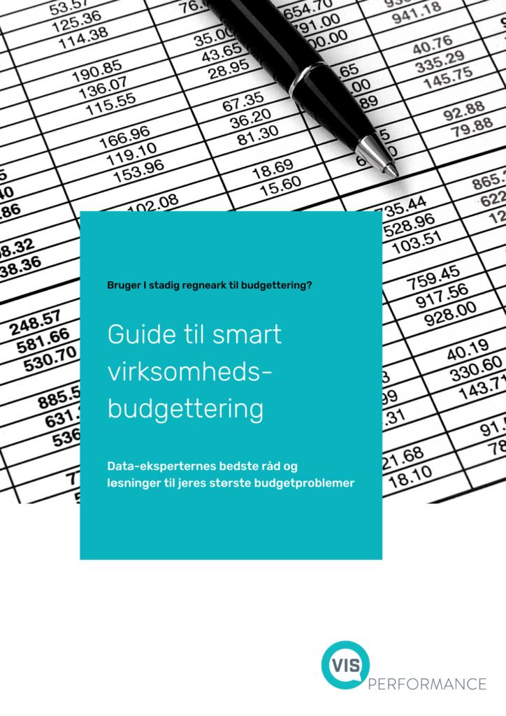 Optimér budgetprocessen med BI og CPM - VIS Performance
