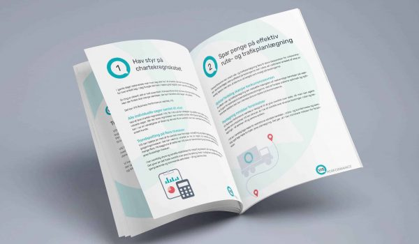 Transportbranchen - 10 tips til at optimere forretningen gennem data - VIS Performance